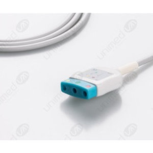 Unimed 3-lead Din Trunk Cable, Siemens