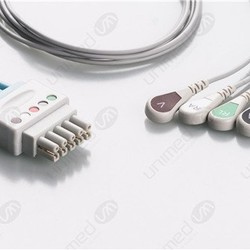 GE Datex Integrated Leads