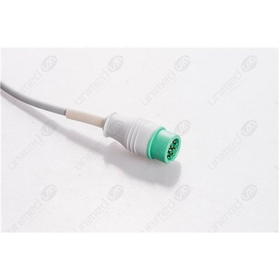 Unimed 3-lead Din Trunk Cable, Datascope/ Mindray