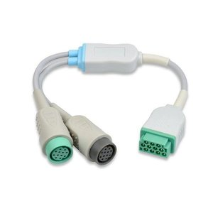 Unimed 3-lead  Trunk Cable, GE/ Marquette