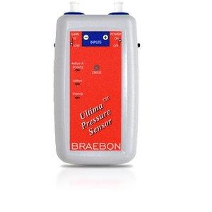 Braebon MediByte - PT1 Low gain/High gain differential pressure transducer starter kit