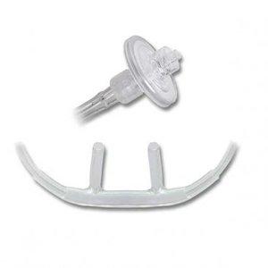 Braebon Nasal Cannula & Filter, 50pc/pck  66cm for Home Apnea Testing