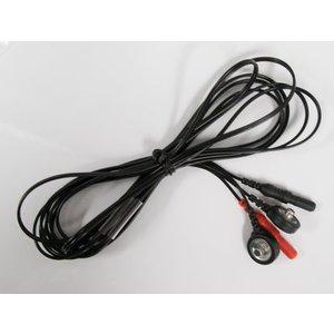 Braebon Connector Cables for Disposable RIP Belt, 210cm