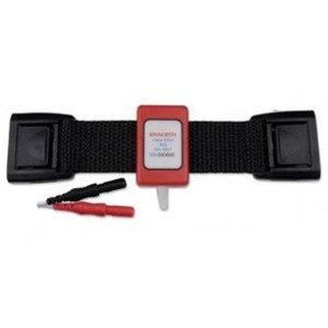 Braebon Respiratory Effort Sensor, 1.5mm safety pins