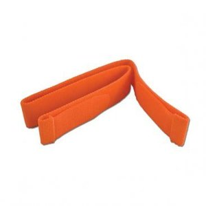 Braebon Velstretch Loop Belt, 60cm, Orange