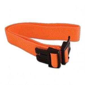 Braebon Velstretch Buckle Belt, 60cm, Orange