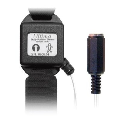 Braebon Ultima 5-position Body Sensor, 195cm cable with 3.5mm female phono connector