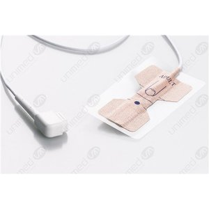 Unimed SpO2, Disposable Adult(+30kg) Sensor, 0.9m, U503-05, 24Pc/Box