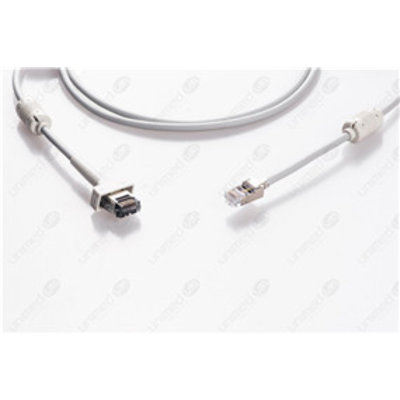 Unimed 10-lead EKG Trunk Cable,GE Healthcare Resting Sys.