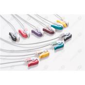 Unimed 10-lead EKG integrated Leadwires, Grabber, GE Multi-Link