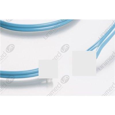 Unimed Air Tube, Neonate/Infant, Double Tube, Ø 2.70mm, light blue