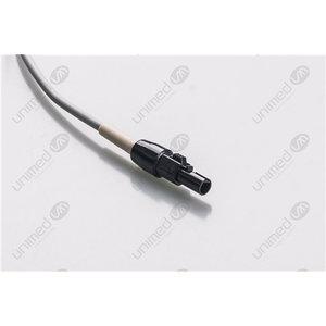 Unimed 5-lead One Piece Cable, GRABBER, Welch Allyn