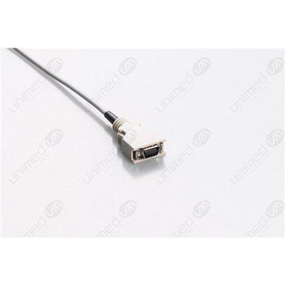 Unimed SpO2, Adult Ear Clip,  3m ,  U910-15R