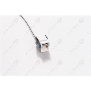 Unimed SpO2, Pediatric Finger Sensor, 1.1m ,(3178), U103-06