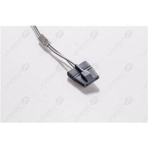 Unimed SpO2, Pediatric  Soft  Finger Sensor, 3m, U110S-61D