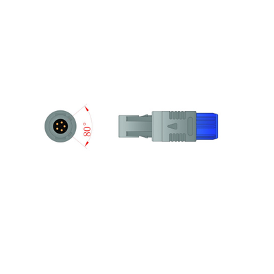 Unimed SpO2, Pediatric/Infant  Wrap  Sensor, 3m, U610B-61D