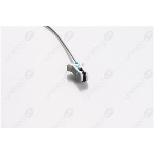 Unimed SpO2, Adult Ear Clip  Sensor, 3m, U910-61D