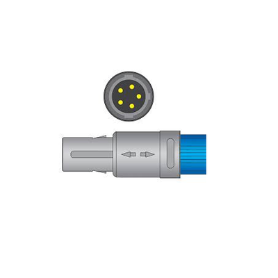 Unimed SpO2,  Pediatric/Infant  Wrap Sensor, 3m,  U610B-67D