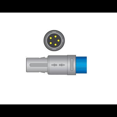 Unimed SpO2,  Adult Ear Clip  Sensor, 3m,  U910-67D