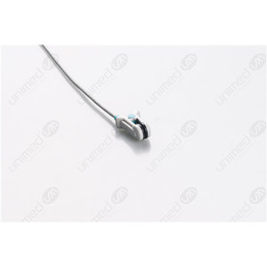 Unimed SpO2, Adult  Ear  Clip Sensor, 3m, (M1194A), U910-91