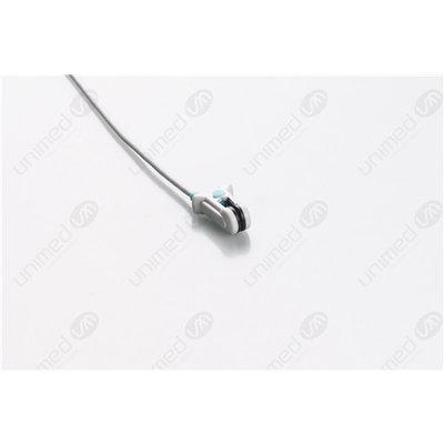 Unimed  SpO2, Adult  Ear  Clip Sensor, 3m, (M1194A), U910-91