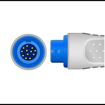 Unimed SpO2,  Adult Ear Clip  Sensor, 3m, U910-22