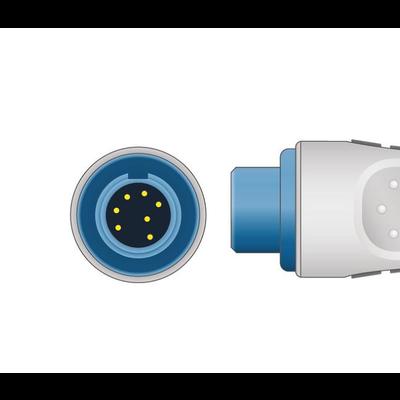 Unimed SpO2,  Adult Ear Clip  Sensor, 3m, U910-48
