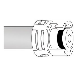 Unimed NIBP Reusable Cuff Bladderless with Connector C17  Single Tube