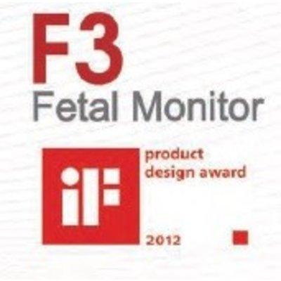 Edan F3 Fetal Monitor for Twins