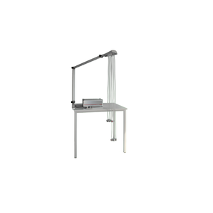 Strässle DT100, Table Model with clamping screw