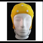Electro-Cap Cap Small, 50-54cm, Yellow , Extra Electrode