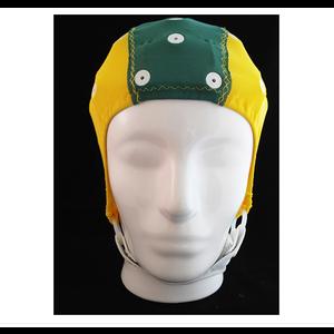 Electro-Cap Cap Small-Extra Small, 48-52cm, Yellow/Green, Extra Electrode