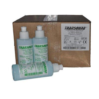 "EF Medica Ultrasound gel ""TRANSOUND® Blue "" 250 ml bottle"