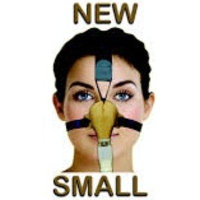 SleepWeaver Advance Small Mask and Headgear-Beige