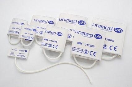 Disposable NIBP Soft Fiber Cuff