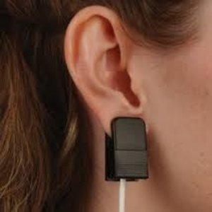 Nonin PureLight Reusable SpO2 Earclip Sensor -1m