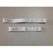 "Electro-Cap Chin Straps 7"" (17,5cm)"