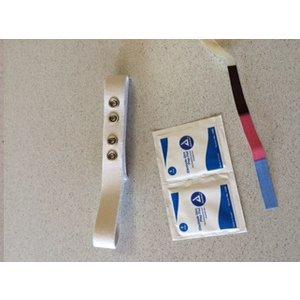 Electro-Cap Skin Prep Pads, 20Pc/Pck