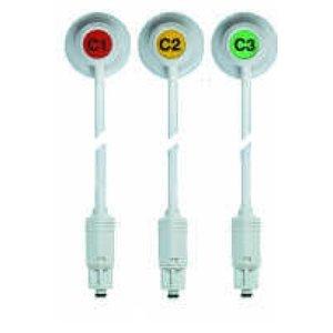 Strässle Suction Line: Spare Electrode, 1,30m