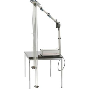 Strässle DT100 T, Table model with a flexible support arm