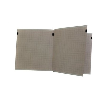 EF Medica Paper Cardioline, Delta 3 Plus, 112x100x300