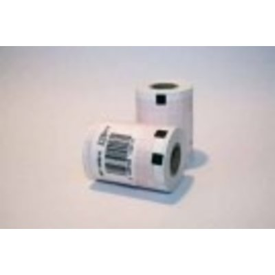 EF Medica Paper Cardiorapid/H&C Cardiette, K112 Pocket/ Microruler  50x15