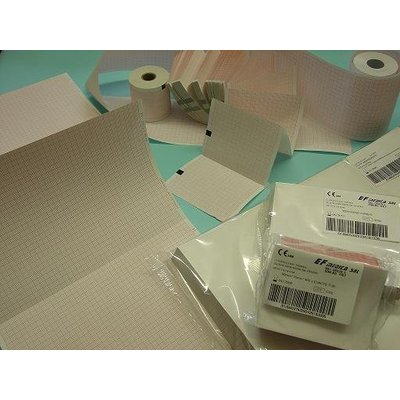 EF Medica Paper Cardiorapid/H&C Cardiette, K600 / Daedalus/ Start200, 210x150x200