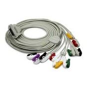 Edan ECG cable (Grabber Style, IEC)