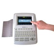 Edan SE-1201, Electrocardiograph, 12 channel ECG , with Touch Screen