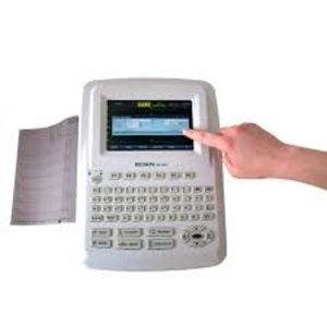 Edan SE-1201, 12 channel ECG , with Touch Screen