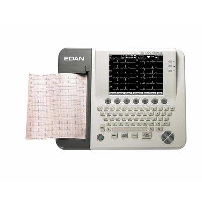 Edan SE-1200 Express, Electrocardiograph, 12 channel ECG