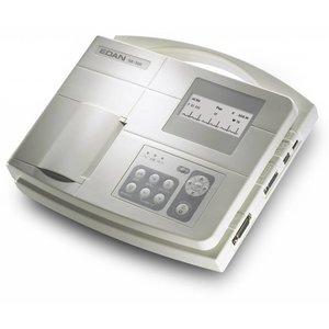 Edan SE-300 A Electrocardiograph, 3 channel ECG