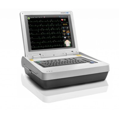 Edan SE-18, Electrocardiograph, 15 channel ECG, with Touch screen + Wi-fi