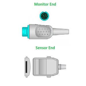 Unimed SpO2, U708M-20P, Philips/HP, Masimo LNOP, 2.2m, M1020-61102